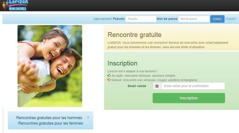 Site de rencontre % gratuit & sérieux - pilote-virtuel.fr