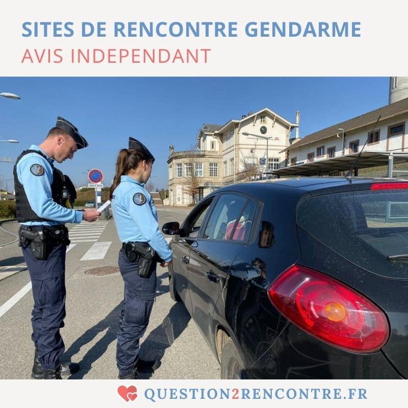 site de rencontre policiers