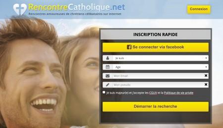 site de rencontre chrétienne catholique recherche d un prenom garcon
