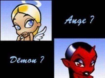 site de rencontre ange ou demon