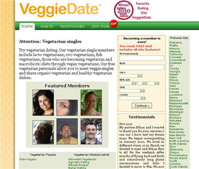 site de rencontres vegetarien rencontres territoriales antilles guyane