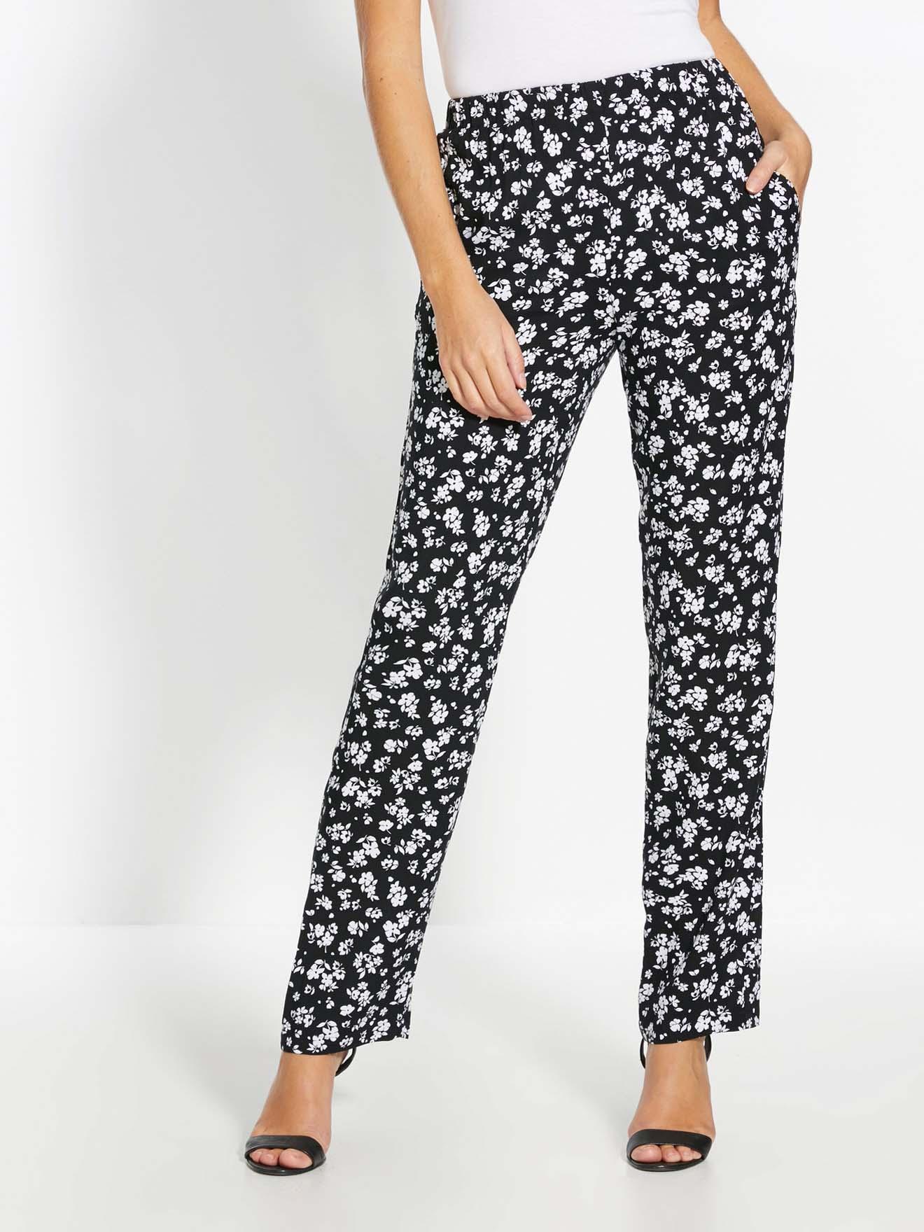 cherche pantalon fluide femme