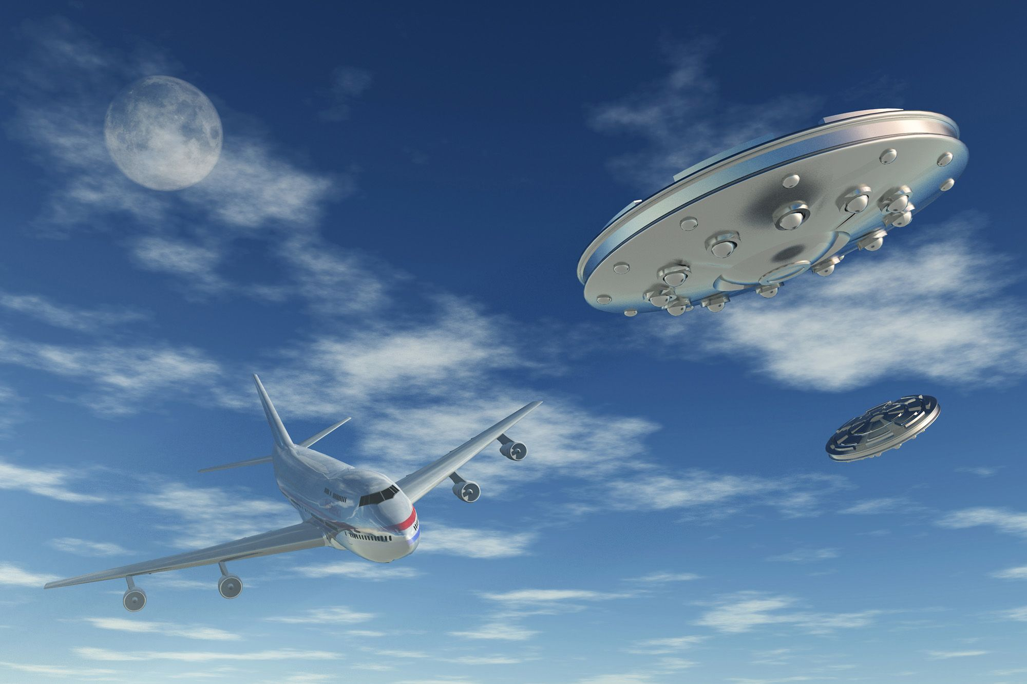 3 histoires étonnantes de pilotes qui ont rencontré des extraterrestres