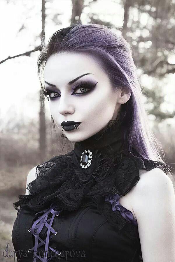 femme gothique rencontre