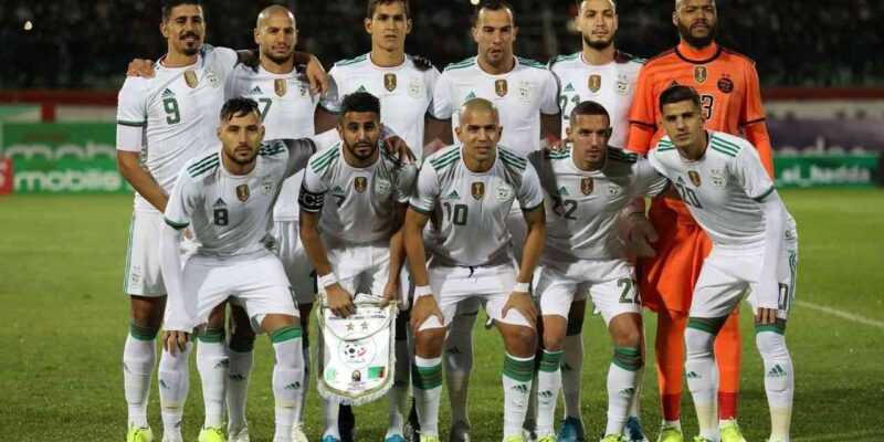 rencontre algerie 2020