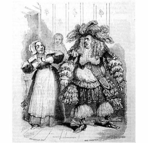 Le Bourgeois gentilhomme — Wikimini, l'encyclopédie pour enfants