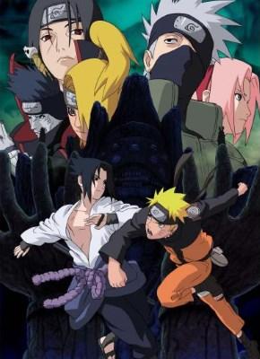 Episode Ou Naruto Rencontre Sa Mere