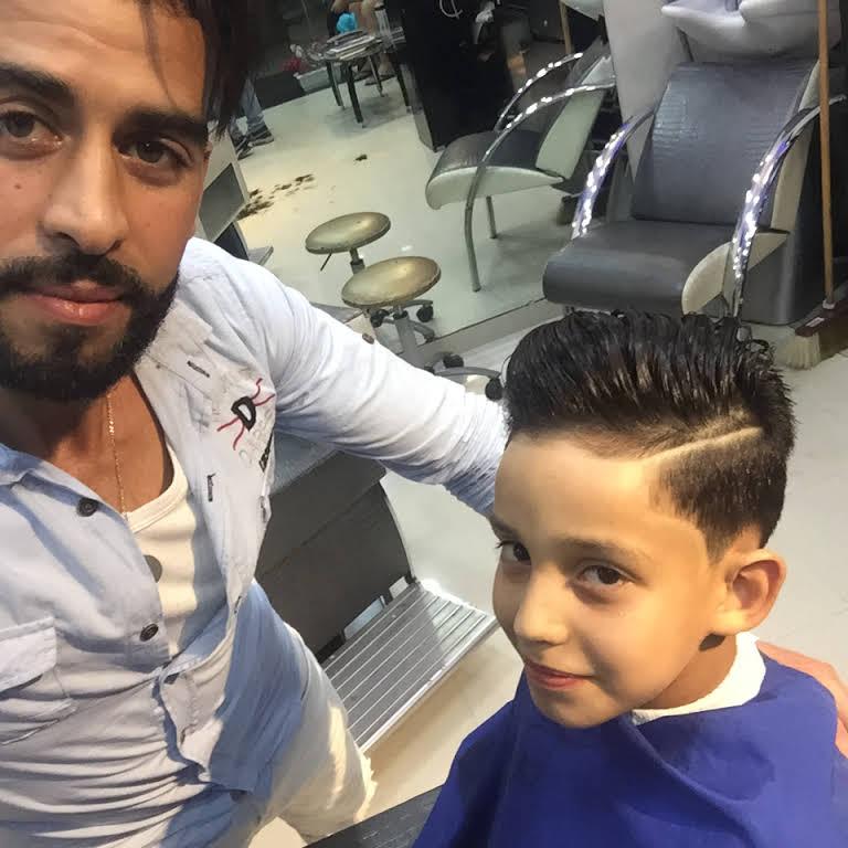 cherche coiffeur pour homme