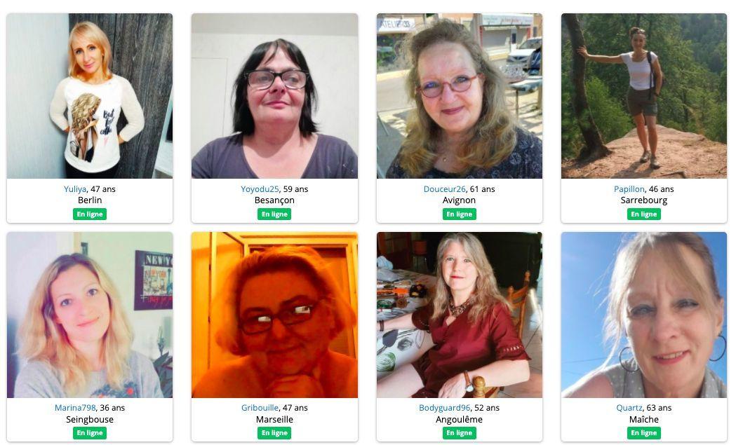 les sites de rencontre en france femme cherche rencontre