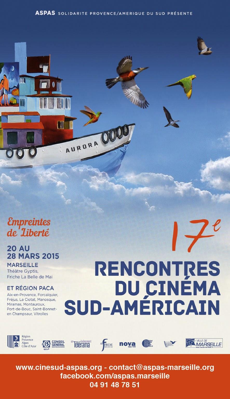 Une semaine de découverte du cinéma latino-américain à Marseille puis en métropole