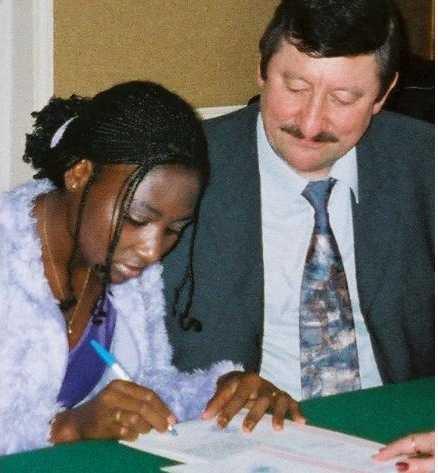 femme noire cherche homme blanc pour mariage