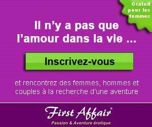 first affaire rencontre