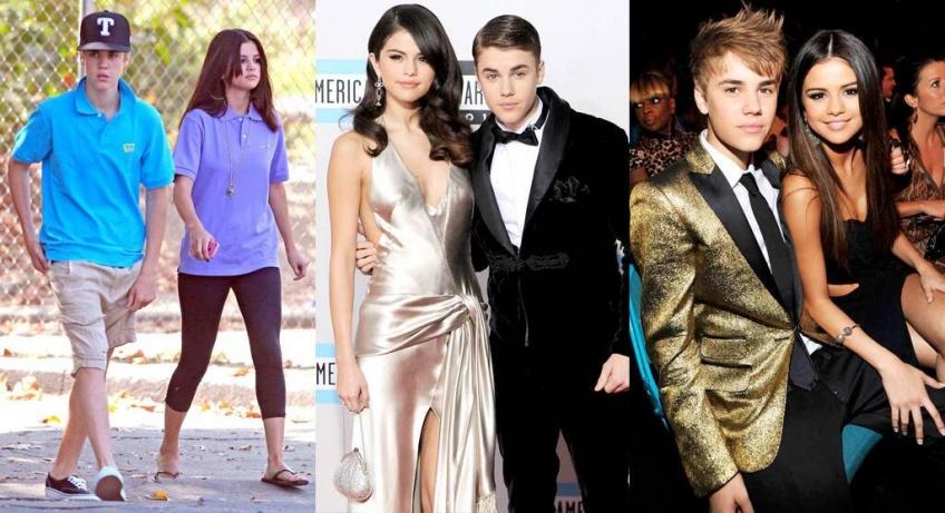 Selena Gomez et Justin Bieber : chronologie d'une histoire sans fin