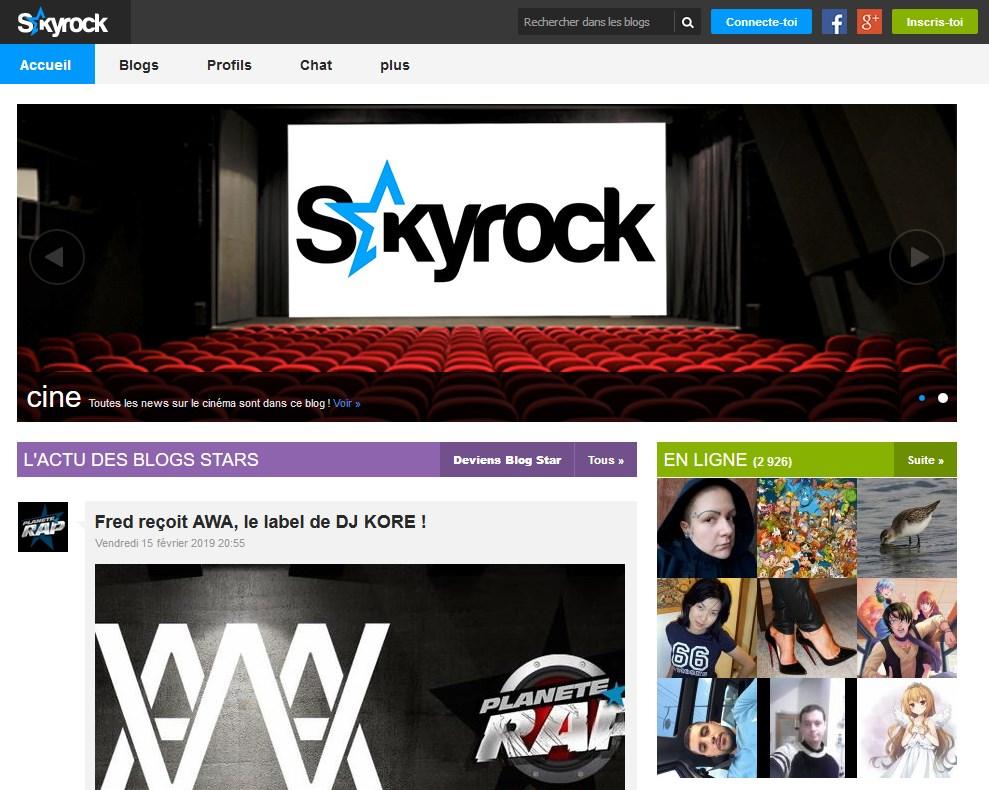 Site Skyrock Rencontre | pilote-virtuel.fr