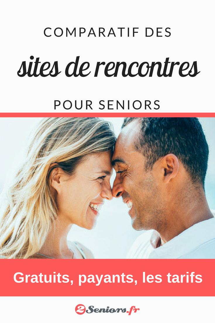 sites rencontres seniors gratuits tous les sites de rencontre francais