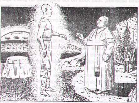 Depuis , plusieurs témoins affirment avoir vu des extraterrestres en Creuse - Guéret ()