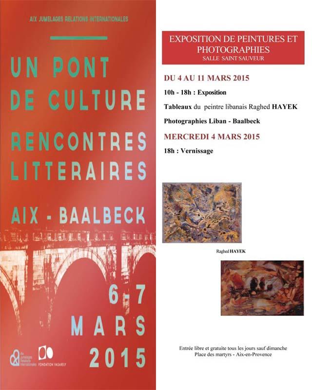 rencontres littéraires internationales d aix en provence site de rencontre bastogne