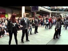 rencontre flash mob