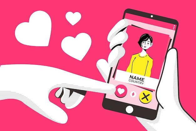 swipe rencontres femme cherche homme sur facebook