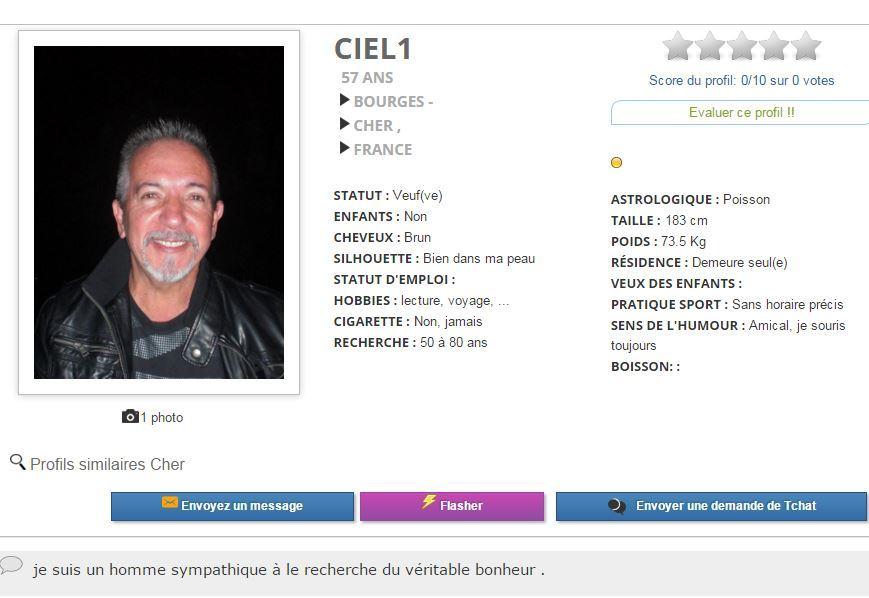 site de rencontre profil homme à la recherche d un amant dans à montpellier