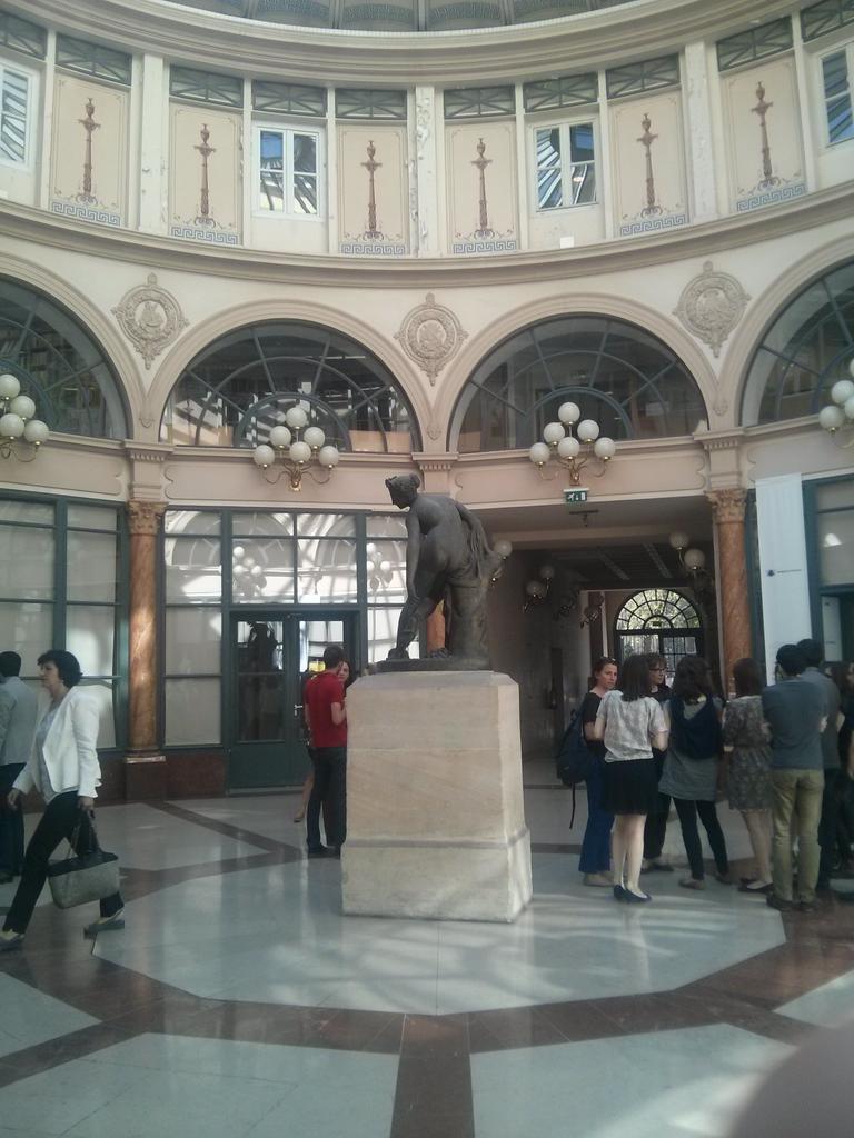 Rencontre des bibliothèques d'histoire de l'art et d'archéologie