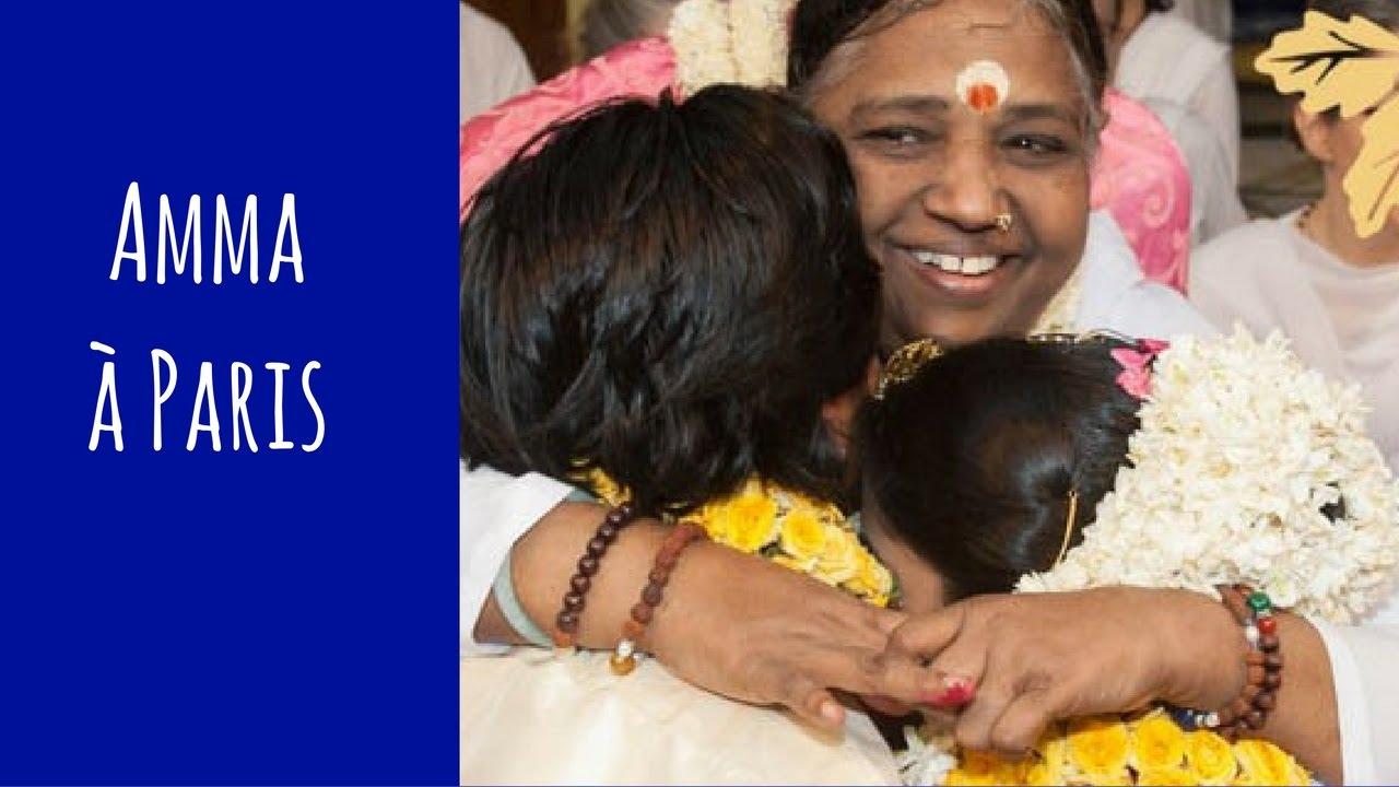 Amma : mon premier darshan, une journée peu ordinaire