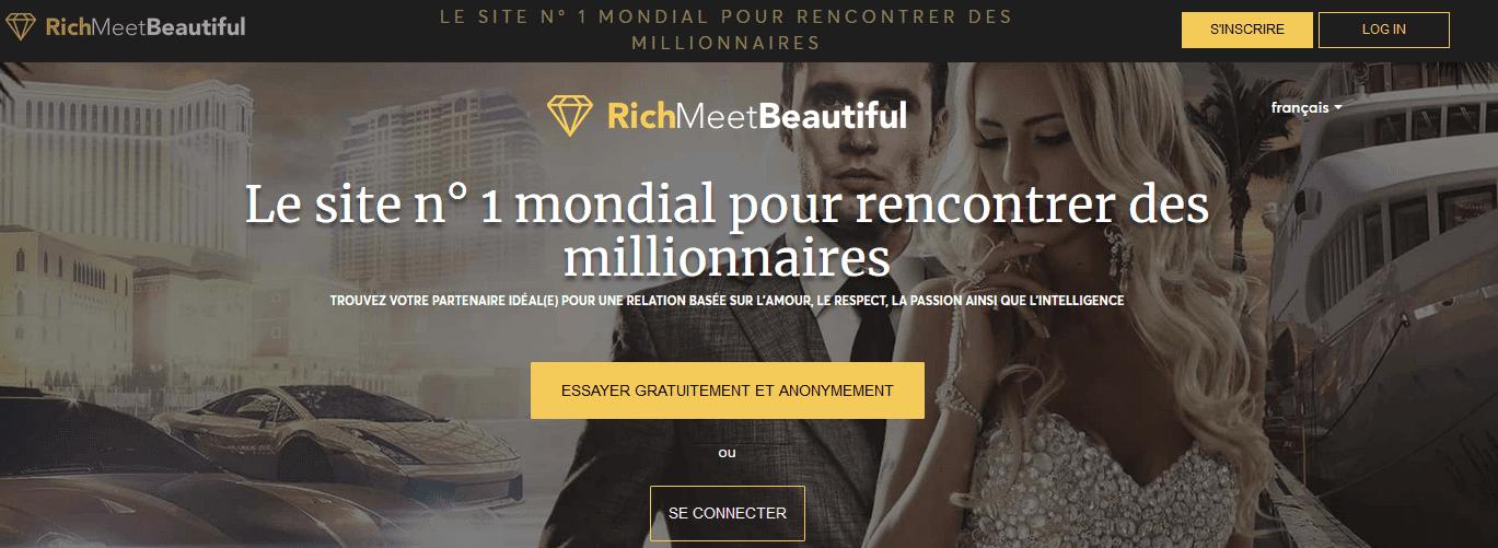 Meilleure Application De Rencontre Millionnaire - MillionaireMatch