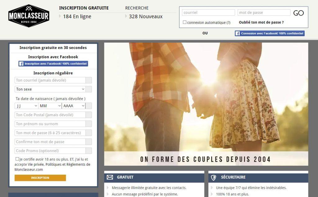 site web de rencontre au canada